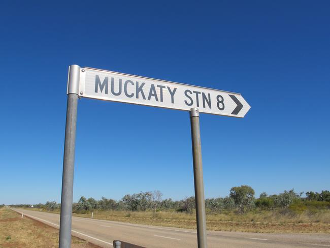 Great debate ... Some Aboriginal traditional owners went to the Federal Court contesting Muckaty's nomination as the site of the nations radioactive waste facility. Other Aborigines supported the nomination