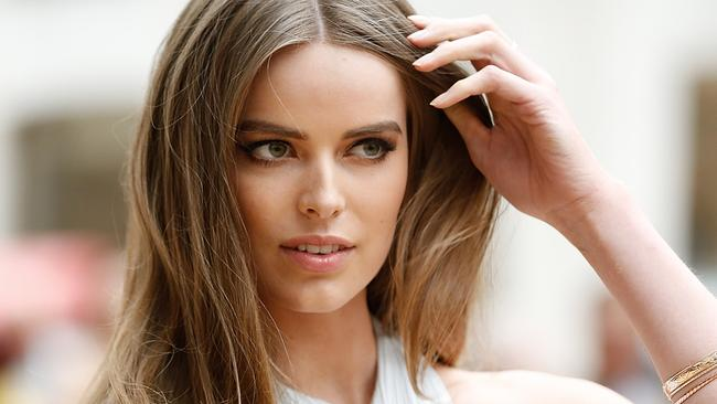 Robyn Lawley ... the name Robyn is a good example of '50s chic. Picture: WireImage