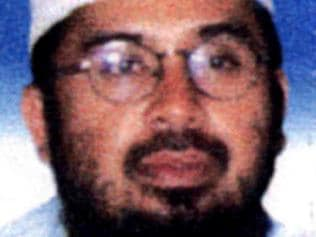 Terror suspect Hambali, also known as Riduan Isamuddin, a senior al-Qaida operative in Southeast Asia in undated file handout photo from Malaysia's Bukit Aman Police Department. The US President Obama administration is considering a trial in Washington for Hambali, suspected of planning a 2002 Bali nightclub bombing, a plan that would bring one of the world's most notorious terrorism suspects just steps from the US Capitol.