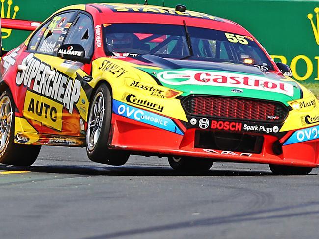 2017 Australian Grand Prix. Winner, Chaz Mostert. Picture: Tim Carrafa