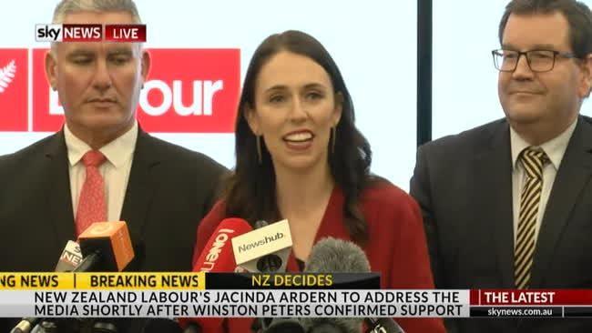 Image result for New Zealand Prime Minister-elect Jacinda Ardern, photos