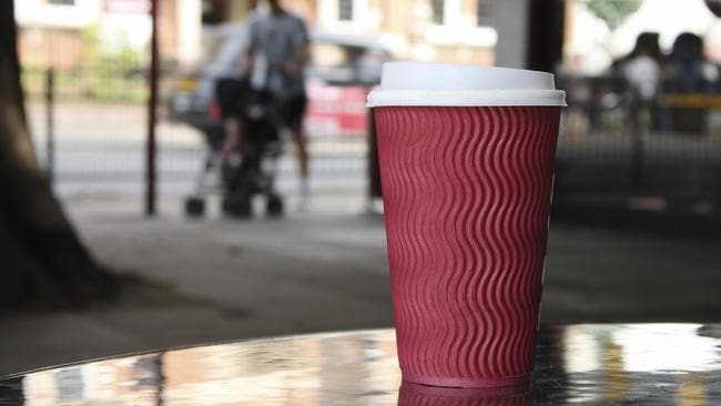 Do you really need a takeaway coffee every day? Picture: Thinkstock