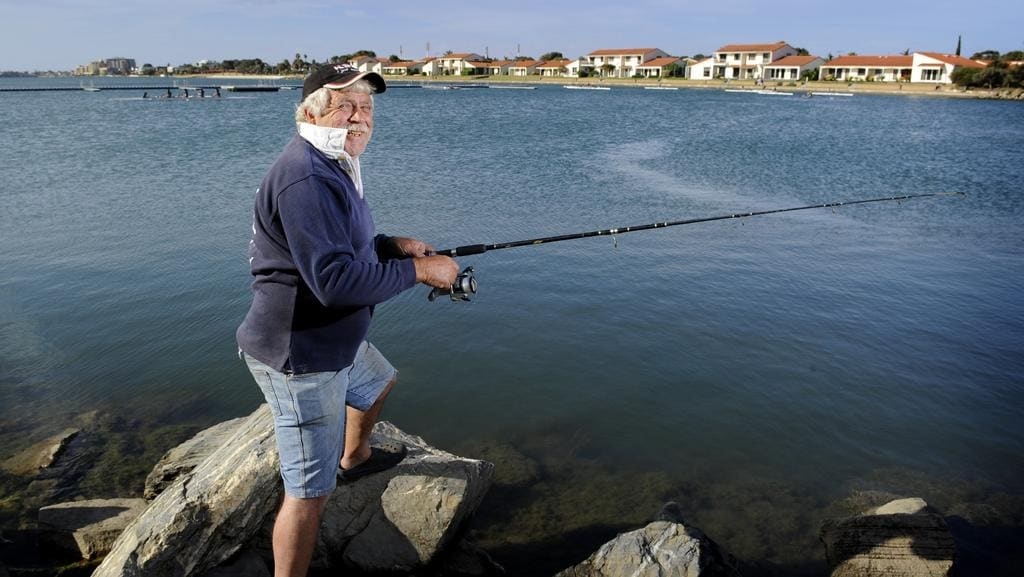 From west lakes to st kilda we share our top five fishing for Fishing spots finder