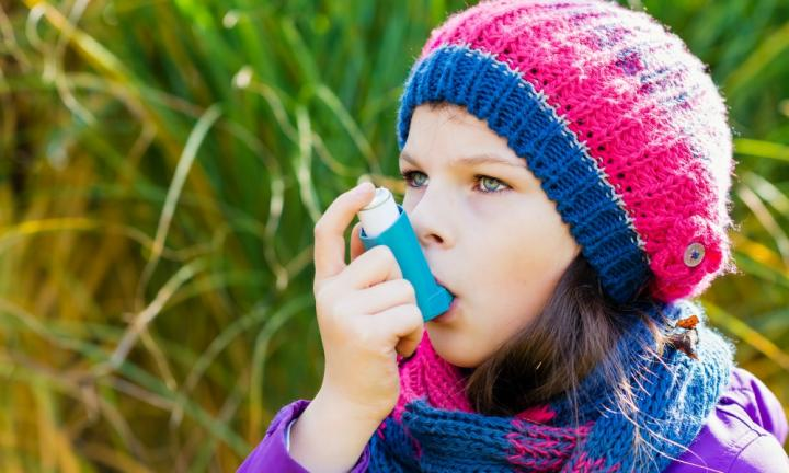 How to control your child's asthma when triggers are high