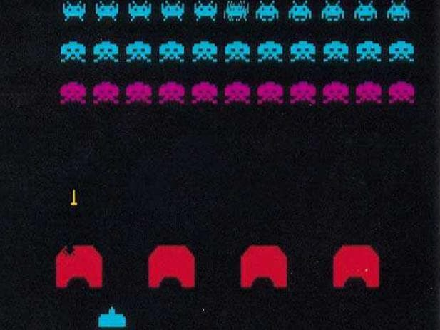 Space Invaders receives top honour