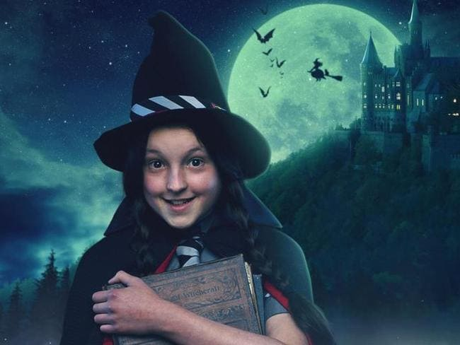 Bella also plays Mildred Hubble in the 2017 TV adaptation of The Worst Witch