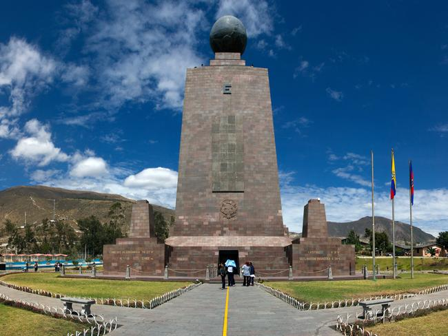 A visit to the Middle of the World attraction is one of the must-do things in Ecuador. Sadly, it's a little inaccurate.