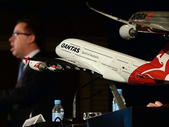 Qantas has been lobbying the government for a debt guarantee, which Tony Abbott has ruled out.