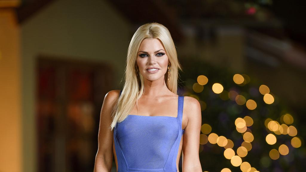 Sophie Monk, The Bachelorette, begins Wednesday.