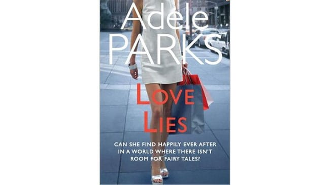 Adele Parks' latest book. Picture: adeleparks.com