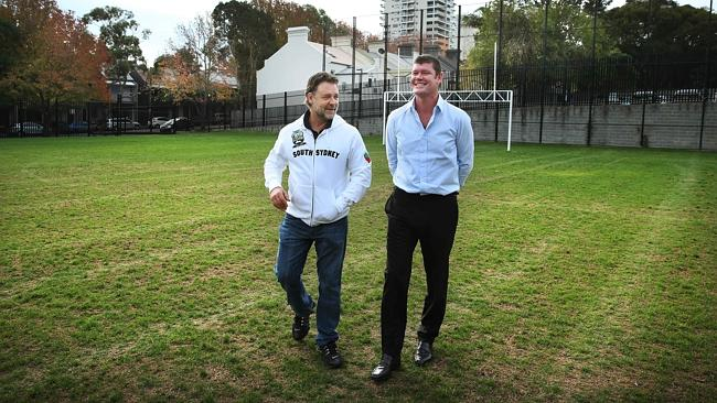 Speculation suggests that Packer will buy a 37.5 per cent share in the club.