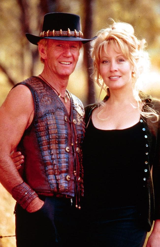 Crocodile Dundee Star Paul Hogan Exclusively Reveals He