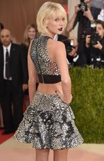 "Taylor Swift attends the ""Manus x Machina: Fashion In An Age Of Technology"" Costume Institute Gala at Metropolitan Museum of Art on May 2, 2016 in New York City. Picture: Dimitrios Kambouris/Getty Images"