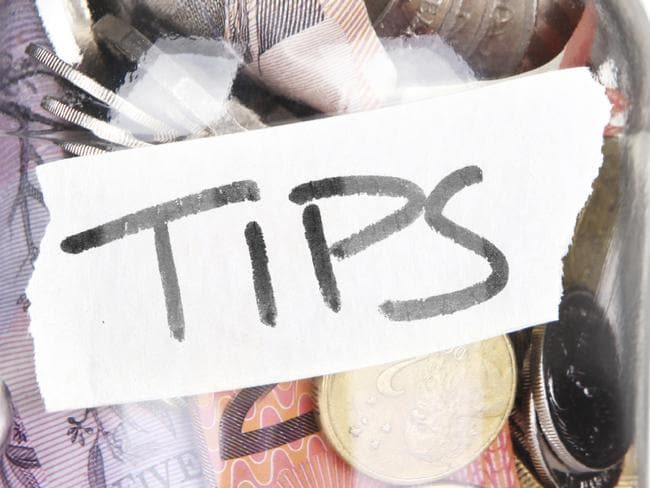 Are you going to have to start tipping?