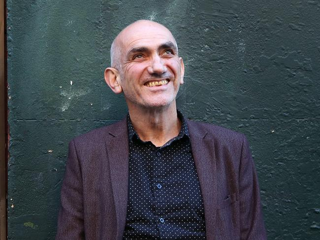 Paul Kelly has won hearts with his Christmas song How To Make Gravy. Picture: James Croucher.