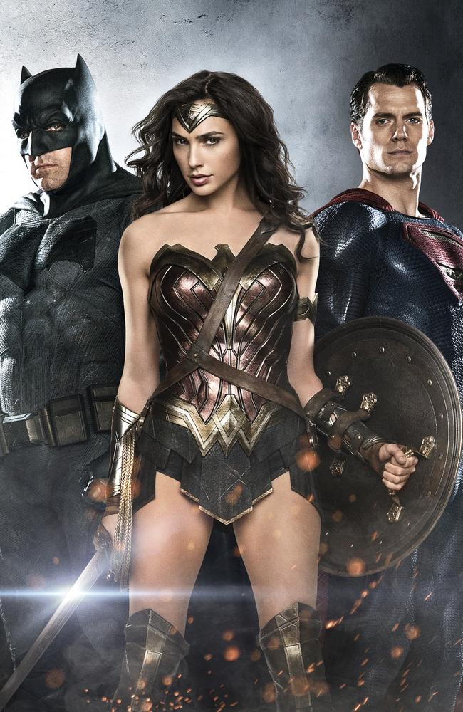 Gal Gadot brings her own brand of magic to the role of Wonder Woman. Picture: Supplied / Warner Bros.