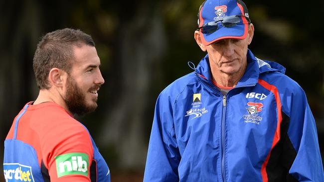 Darius Boyd's future is now also the subject of some speculation.