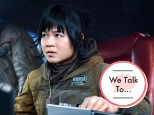 Kelly Marie Tran as Rose Tico in 'Star Wars: The Last Jedi'. Photo: Lucasfilm