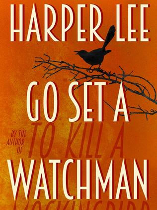 Harper's second book, Go Set a Watchman.