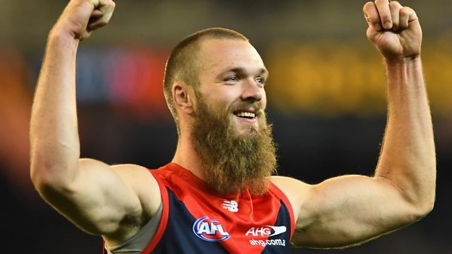 Image result for max gawn s.afl.com.au