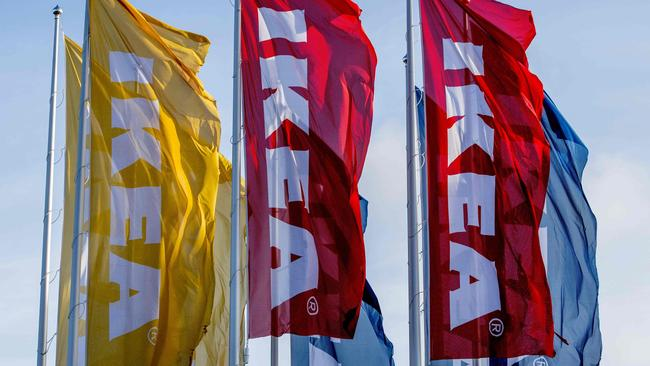 IKEA's name is a complex combination of an acronym and initials. Picture: AFP/ANP/Robin Utrecht
