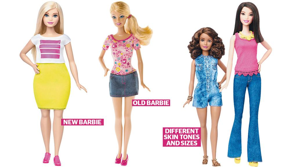 barbie figure