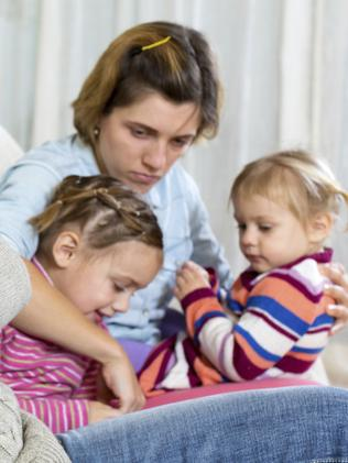 Rental stress for more than 70,000 families.