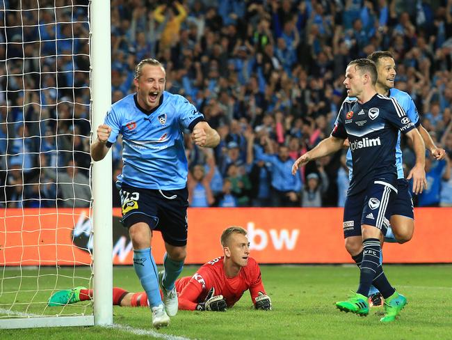 rhyan grant sydney fc injury report - photo#28