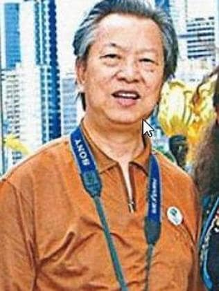 Oldest passenger on the missing plane ... Rusheng Liu, 77.
