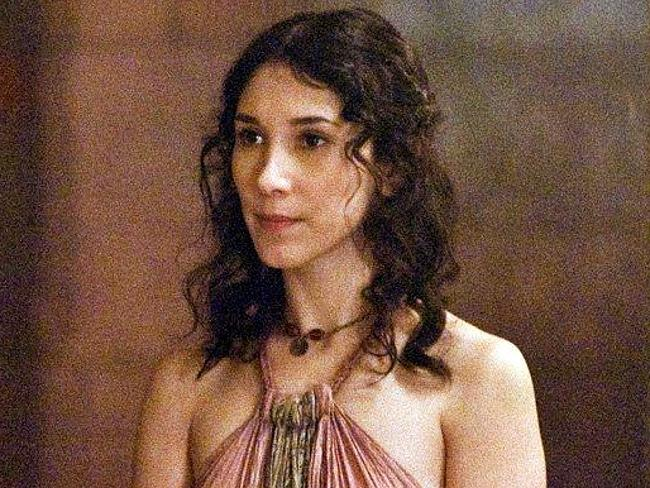 Double standard...Game of Thrones star Sibel Kekilli reckons it's time for the male actors to get naked and let their female costars keep their kit on.