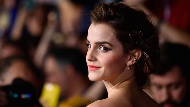 Emma Watson. Picture: Frazer Harrison/Getty Images/AFP