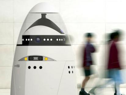 Man arrested for assaulting a robot