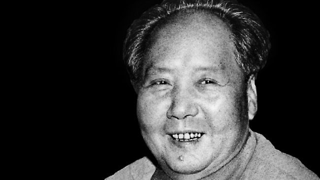 The founding father of the People's Republic of China from its establishment in 1949, Mao Zedong governed the country as Chairman of the Communist Party of China until his death in 1976.