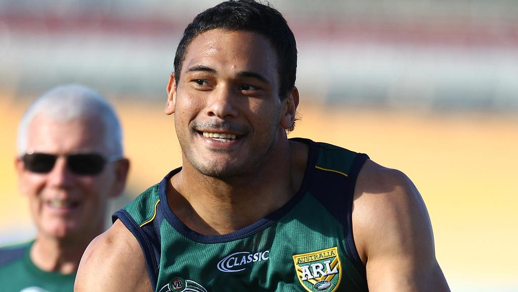 Justin Hodges: Justin Hodges Is In Line For A Kangaroos Jumper, It Would