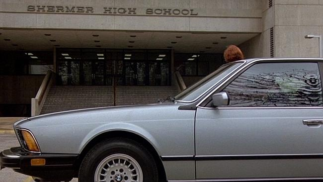 IN THE MOVIE: Shermer High School, The Breakfast Club. Picture: Imgur / Mobius01