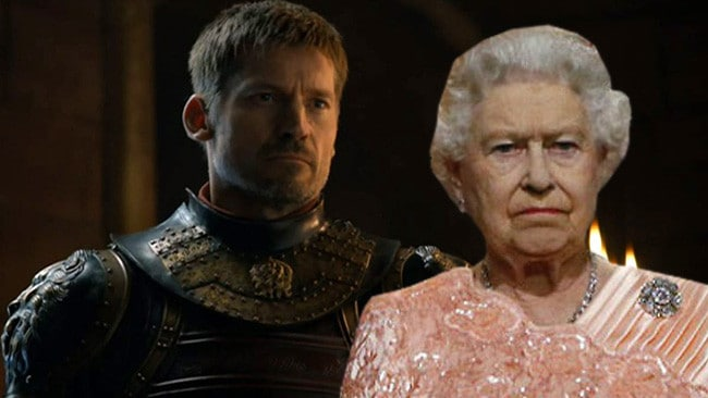 """We are not amused."" Pic: HBO"