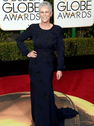 Jamie Lee Curtis. Picture: AFP