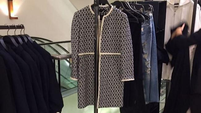 People are going nuts for this Zara coat