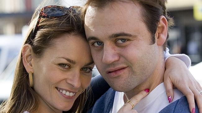 Actors Kat Stewart and Gyton Grantley played Roberta and Carl Williams in TV show Underbelly.