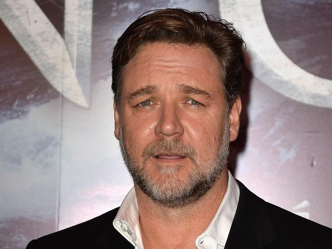 Russell Crowe has condemned the situation on Manus Island. Picture: pascal Le Segretain/Getty Images for Paramount Pictures International