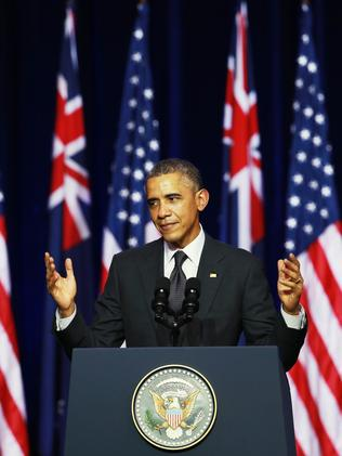 "The speech President Obama gave at last week's G20 caused ""issues""."