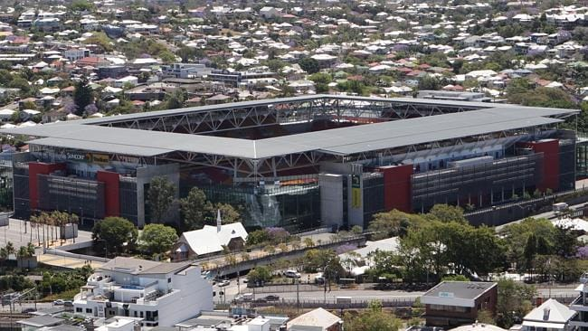 Suncorp Stadium would be an ideal venue for NFL.