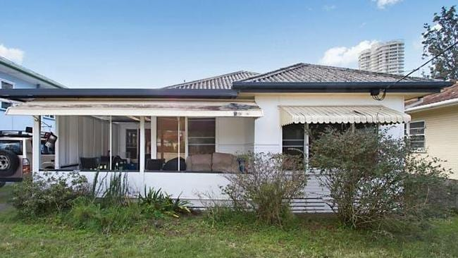 Interest was so strong for 5 Gardenia Grove, Burleigh Heads that seven offers were made prior to auction. SOURCE: Supplied.