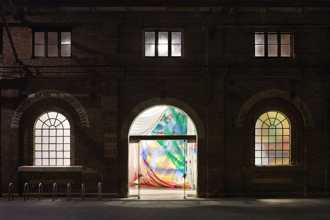 First look: an immersive and kaleidoscopic installation open now at Carriageworks