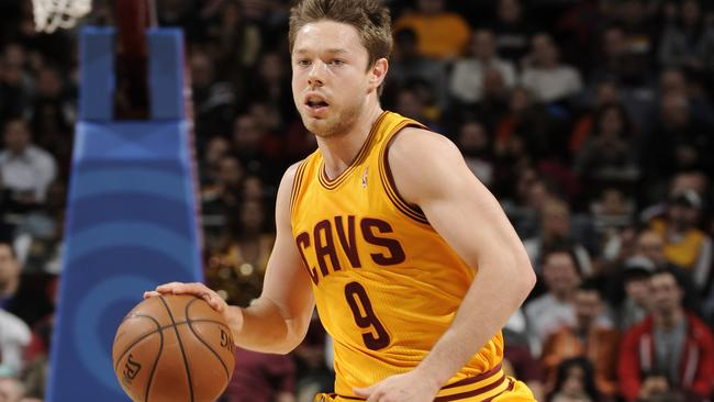 Matthew Dellavedova is about to carve up as part of one of the best teams the NBA has ever seen.
