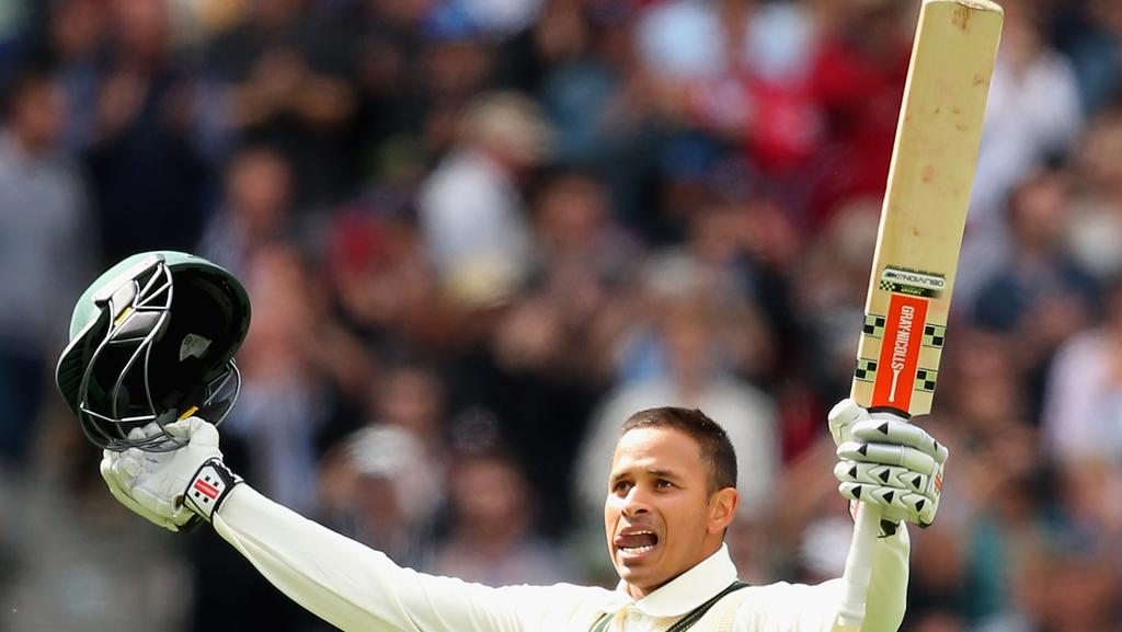 Usman Khawaja hopes to regain his Test spot ahead of next summer's Ashes series.
