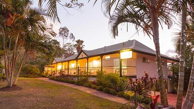 THE Eumundi Rise B&B.