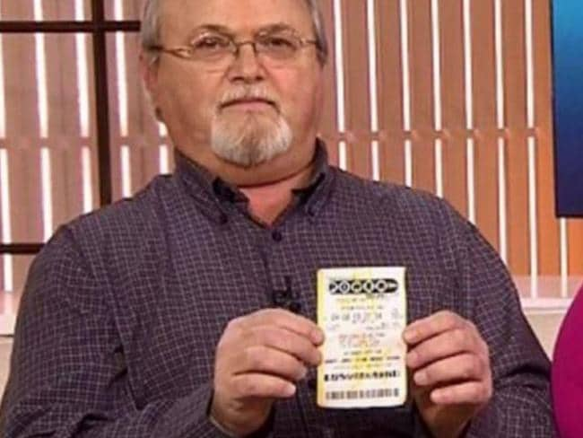 John and Lisa Robinson from Tennessee bought a winning Powerball ticket.
