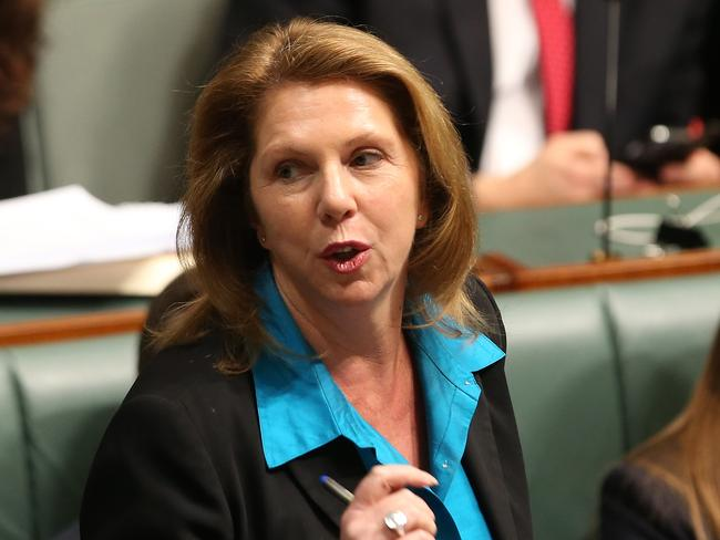 Calling for GP fee to be scrapped entirely ... Catherine King, Shadow Minister for Health. Picture: Gary Ramage