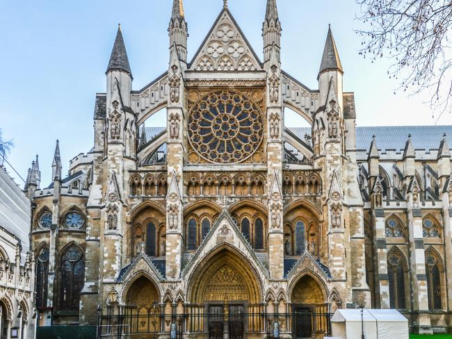 Westminster Abbey in London. Picture: iStock